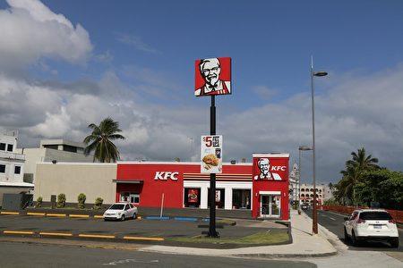 """携""""大量""""KFC 试图进入奥克兰者被警方逮捕"""