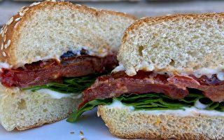 一簡單步驟就讓西紅柿三明治美味瞬間升級
