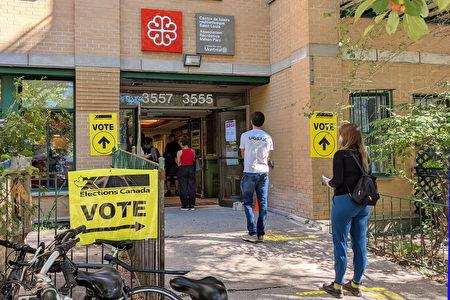 加國大選政黨競逐魁北克 議席分布幾無變化