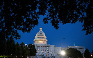 美眾院通過法案暫停債務上限 避免政府關門