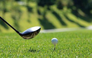 美11岁男童打高尔夫 同场比赛2次一杆进洞