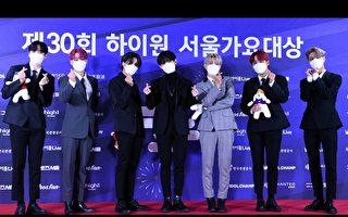 ATEEZ拿音乐节目冠军 旼琦:八人会长久地活动