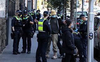 法庭駁回警方禁令 媒體繼續直播墨市反封鎖抗議