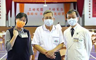 花蓮首場校園接種BNT疫苗  預計10/4施打完畢