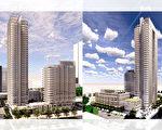 旺市VMC地铁盘-Artwalk公寓盛大开盘