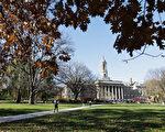 未做病毒测试 宾州117名大学生被停学