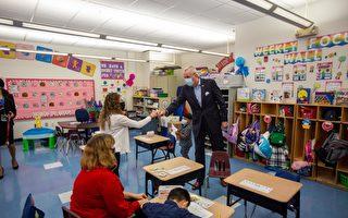 普及學前教育 新澤西州長墨菲概述10年願景