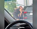 加州休班警察路遇窒息婴儿 救回孩子一命