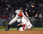 MLB大谷翔平保送加盗垒 天使3:2胜太空人