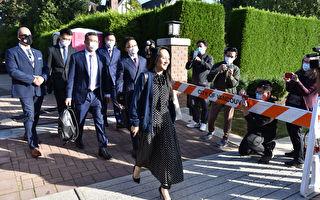 美司法部和孟晚舟达协议 允许她回国