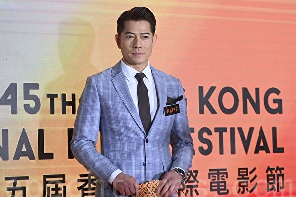 郭富城新片劇組頻出意外 開工9天4人受傷