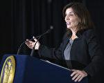 纽约州长拟以国民警卫队 取代未打疫苗医护