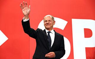 德國大選社民黨險勝 將組建新聯合政府
