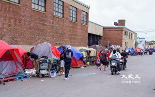 波士顿游民集中地发现老鼠传播疾病