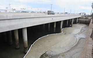 橙县海岸泄漏石油或已达圣地亚哥 尚无影响