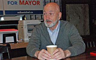 【2021市选】尖锐务实──专访埃德蒙顿市长候选人尼克尔