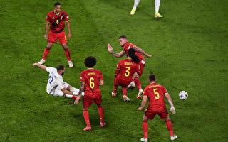 组图:欧国联半决赛 法国3:2胜比利时