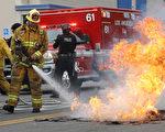 【疫情10.10】871名消防员拟起诉洛杉矶市疫苗令