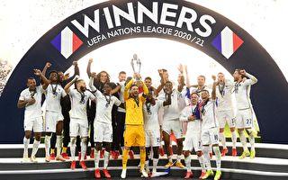 欧洲国家联赛:法国队2:1逆转西班牙队夺冠