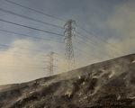 灣區部分山區發布高火險警告 2.5萬用戶可能停電