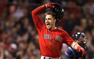MLB红袜季后赛掩光芒 晋级美联冠军战
