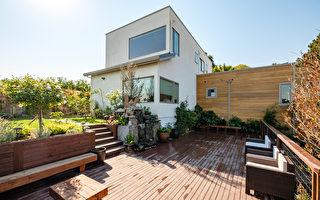 后院变身庭园 更是一个完整的家(上)