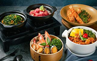 台南牛肉湯時尚升級 「鮮燙玫瑰牛湯」超吸睛