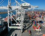 應對全球供應鏈危機 奧克蘭港啟用4台大型吊車