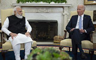 美国取代中国 成印度最大贸易伙伴