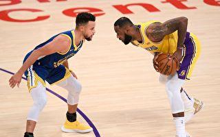 NBA:库里冲击三分王 詹姆斯得分历史第二