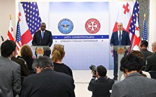 美防长:美国密切关注中共武器发展