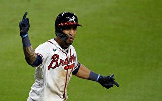 MLB连2天再见安打 勇士季后赛再胜道奇