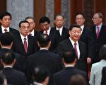 杨威:关键政治局会议 没有拔高习近平