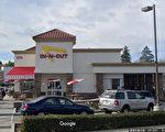 讓未打疫苗者堂食 漢堡店In-N-Out遭康縣罰款