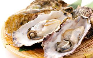 鋅是人體必需礦物質,存在於許多食物中,例如牡蠣。(Shutterstock)