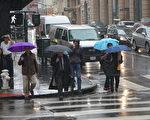 本週日 舊金山灣區將迎來降雨及陣風