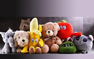 快速清洁泰迪熊等绒毛玩具 远离细菌干净如新