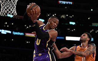 NBA:湖人賽季開局主場二連敗 隊史首次