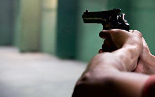 持槍男子搶商店 被前美軍陸戰隊員秒收拾