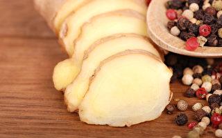 黑胡椒和薑都有燃脂效果,有助減肥。(Shutterstock)