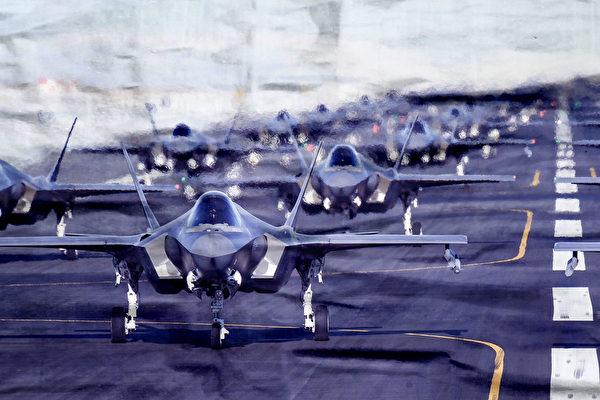 【軍事熱點】美國國會要求增產F-35戰鬥機