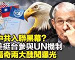 【橫河觀點】中共入聯黑幕 美支持台灣參與聯合國