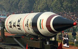 印度試射烈火-5洲際導彈 射程達5千公里