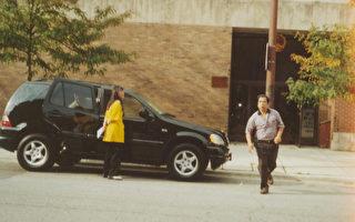 兩華人芝加哥中領館前毆人被捕