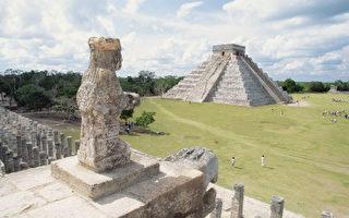 氣候變化導致瑪雅文明衰敗