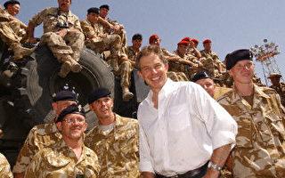 英國首相抵達伊拉克展開訪問