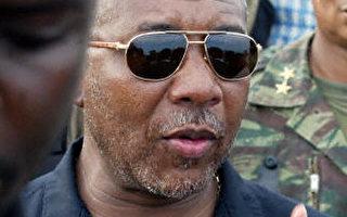 利比里亞總統可能因戰爭罪指控被捕