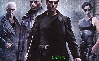圖﹕《The Matrix》主人公尼歐和他的夥伴