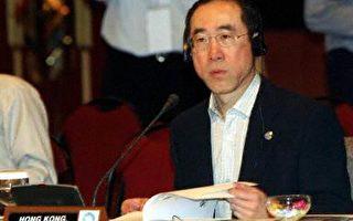 香港新任財長唐英年家族與北京高層稔熟