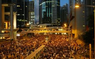 「一國兩制下的香港」 廣受港台矚目